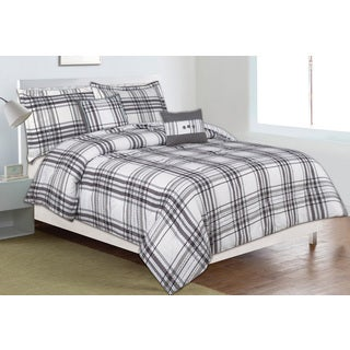Home Dynamix Classic Trends Collection Stelton 5-piece Comforter Set