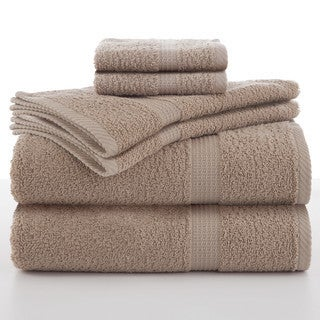 Utica Essentials 6-Piece Towel Set