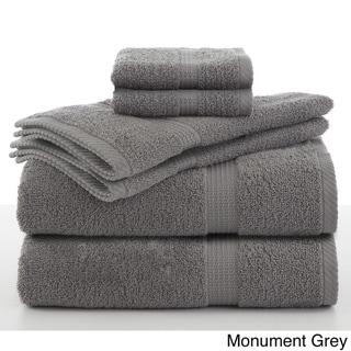 Utica Essentials 6-Piece Towel Set