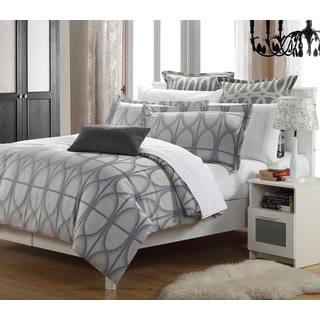 Fashion Bedding 200 Thread Count Cotton Yarn Dyed Duvet Cover Set