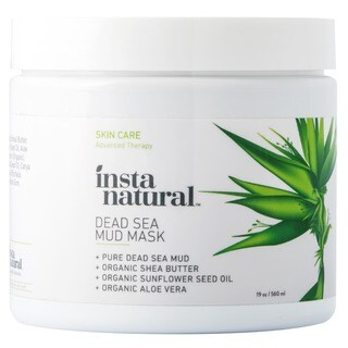 InstaNatural 19-ounce Dead Sea Mud Mask