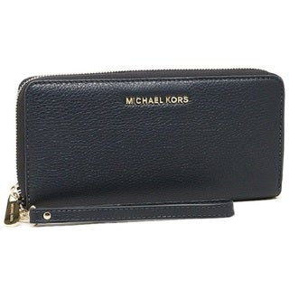 Michael Kors Bedford Travel Continental Admiral Wristlet