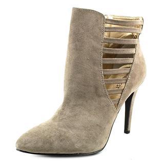 Nine West Women's 'Olivia 3Y' Grey Textile Boots