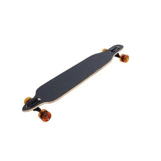 Eagle and Skull Canadian Maple and Aluminum Alloy 41-inch x 10-inch Pro Cruiser Longboard