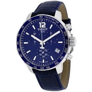 Tissot Men's T0954171604700 Quickster Watches