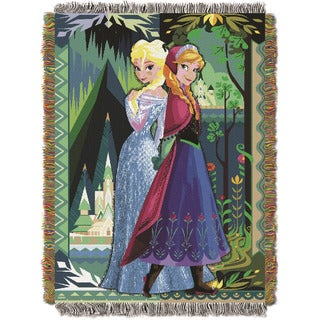 ENT 051 Disney Frozen Two Worlds One Heart