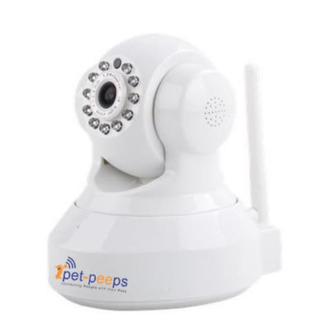 PetCam Interactive 2-Way Audio Indoor Pet Camera & Monitor