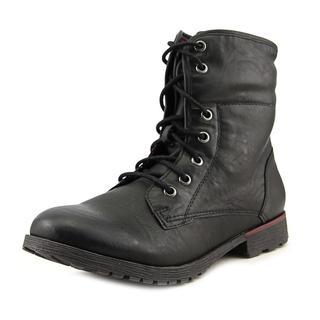 Nine West Women's Speedy 0L1 Black Synthetic Boots