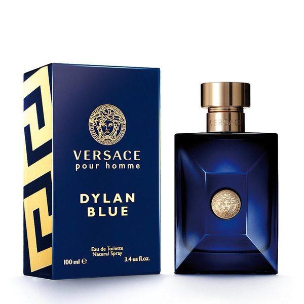86c6d0df8a6 Shop Versace Pour Homme Dylan Blue Men s 3.4-ounce Eau de Toilette Spray -  Free Shipping Today - Overstock - 13372756
