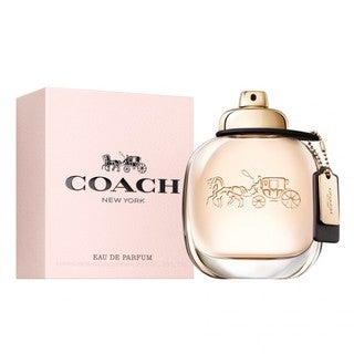 Coach New York Women's 3-ounce Eau de Parfum Spray