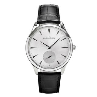 Jaeger-LeCoultre Master Q1278420 Men's Silver Dial Watch