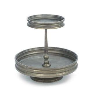 Industrial Metal 2-Tier Display/Tray