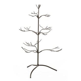 Brown Metal 25-inch Tree|https://ak1.ostkcdn.com/images/products/13373302/P20072621.jpg?_ostk_perf_=percv&impolicy=medium