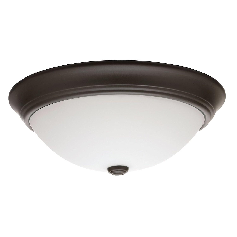 Lithonia Lighting 11983 BZ M2 55 Watt Bronze D cor Round ...