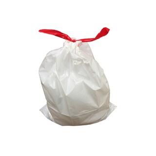 100pk Replacement Garbage Bags, Fits Simplehuman Trash Bins, 30-45L / 8-12 Gallon, Style-J