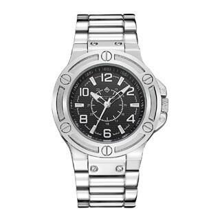 Timothy Stone Men's Quartz MANIS Sliver-Tone Watch