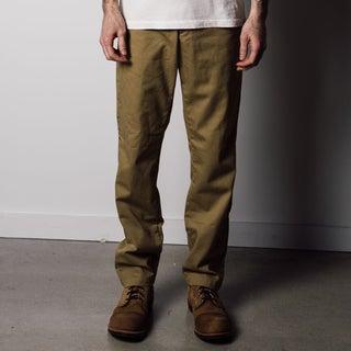 1791 Supply Co Men's Tan Military Chino Pants