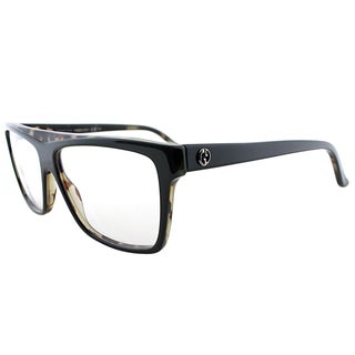 Gucci GG 3545 54Z Black Plastic 55-millimeter Rectangle Eyeglasses