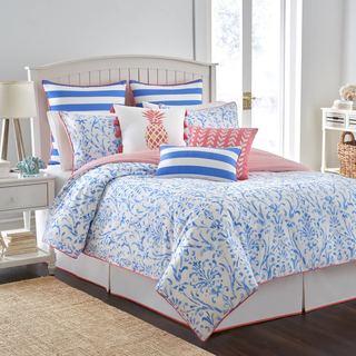 Southern Tide Coastal Ikat Comforter Set