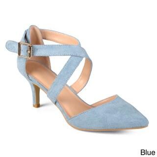 ae2375b2864c Buy Red, Medium Women's Heels Online at Overstock.com | Our Best Women's  Shoes Deals