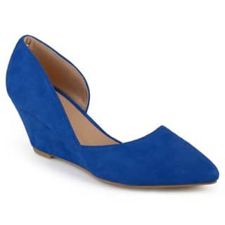227866b0d94a Buy Blue Women s Wedges Online at Overstock