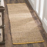 Safavieh Hand-Woven Cape Cod Spring Cotton Runner - 2'3 x 8'