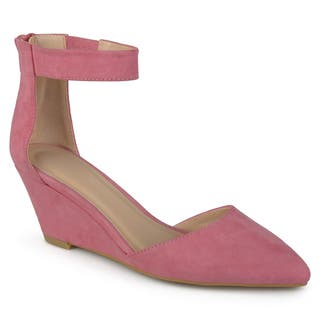bd4b786ed934 Buy Pink Women s Wedges Online at Overstock