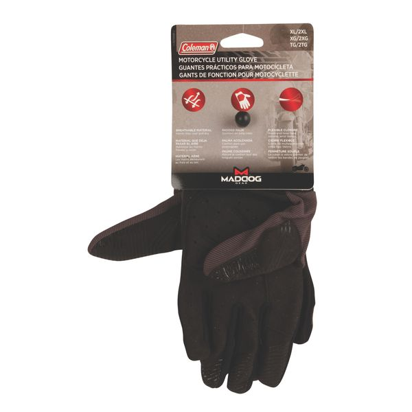 Coleman Maddog Motorcycle Utility Gloves