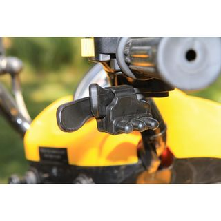 Coleman Maddog ATV Thumb Assist Control - Black