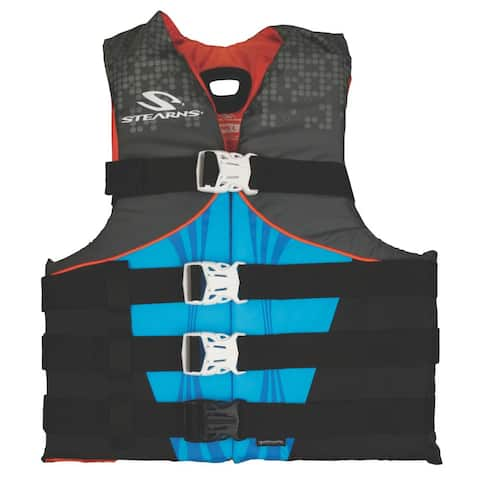 Coleman Women's Stearns Infinity Series Grey Nylon Boating Vest