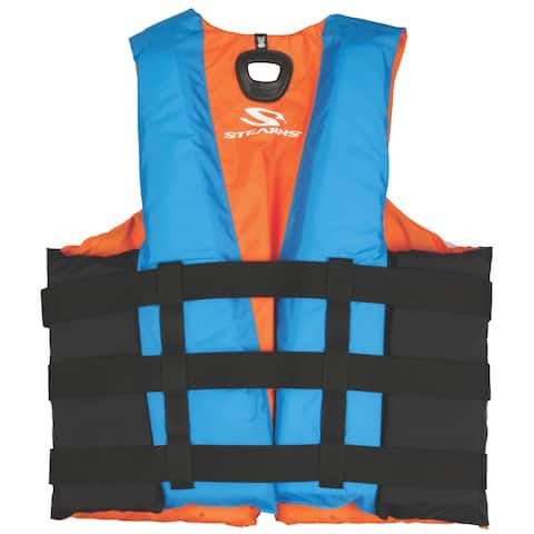 Stearns 4-Buckle Illusion Life Vest