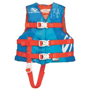 Coleman Stearns Child Watersport Classic Series Nylon Shell Vest Life Jacket