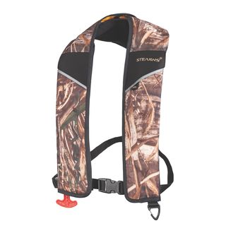 Coleman Stearns Realtree Max-5 Multicolored Camo Boating Stole
