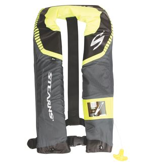 Stearns C-Tek 24 Multicolor Nylon Automatic Inflatable Life Jacket