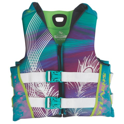 Coleman Stearns Women's V1 Series Hydroprene Life Jacket