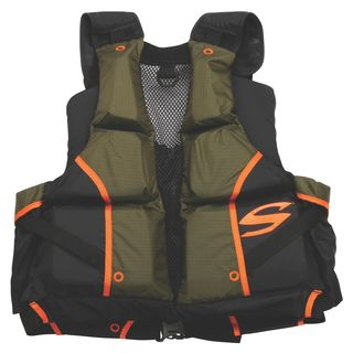 Stearns Kiowa Creek Nylon Fishing Life Jacket