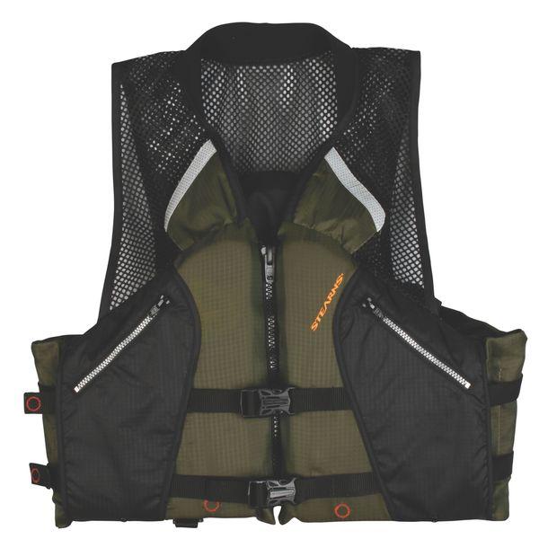 Coleman Stearns Comfort Series Collared Angler Vest