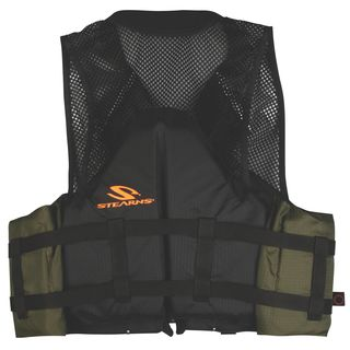 Coleman Stearns Comfort Series Collared Angler Vest
