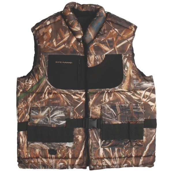 Coleman Stearns Outdoorsman Series Nylon Shell Hunting Vest