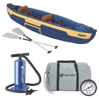 Coleman Sevylor Ogden 2-person Canoe Combo