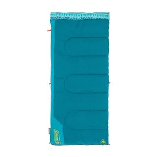 Coleman Kids 50 Blue ThermoTech Glow-in-the-Dark Sleeping Bag