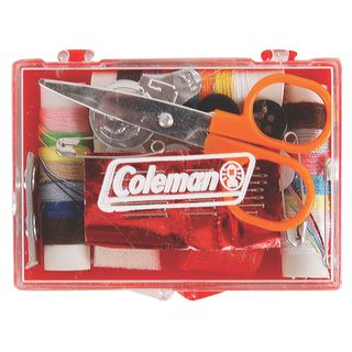 Coleman Multicolor Polyester Thread Travel Sewing Kit