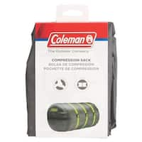 Coleman Compression Sack