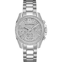Wittnauer Women's  Stainless Steel Chronograph Watch