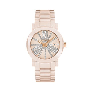 Wittnauer Women's WN4071 Pink CA Bracelet Watch