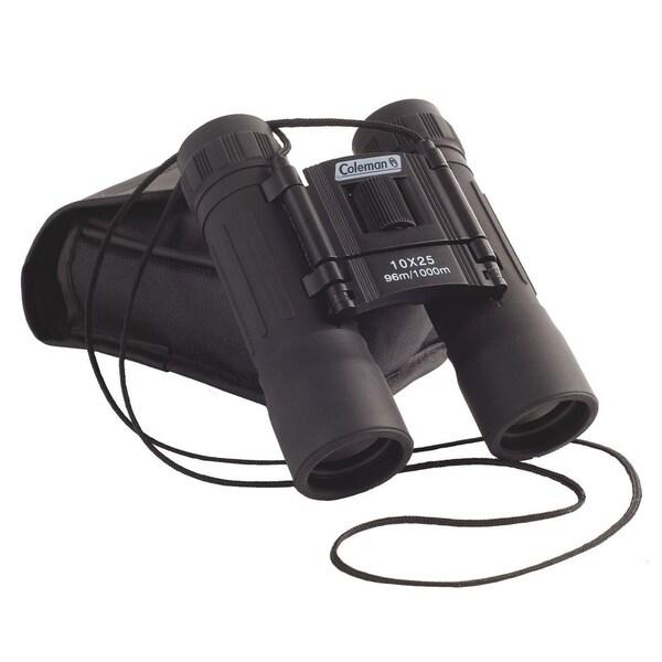 Coleman 10 x 25 Power Binoculars