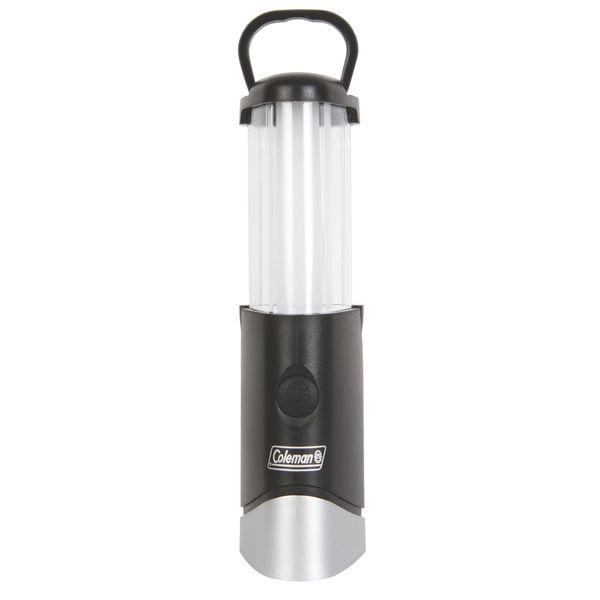 Coleman MicroPacker Black/Clear LED Lantern