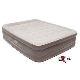 Coleman SupportRest Plus PillowStop Double High Queen-size Airbed