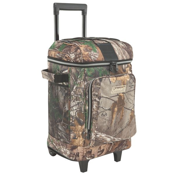 Coleman 42-Can Removable-liner Wheeled Cooler