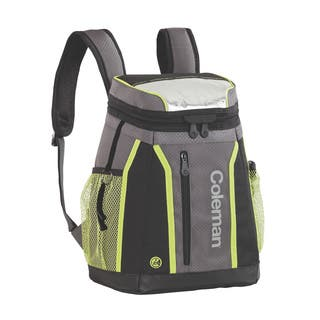 Coleman Ultra Ripstop Fabric 24-hour 18-can Backpack Cooler|https://ak1.ostkcdn.com/images/products/13386967/P20084710.jpg?impolicy=medium